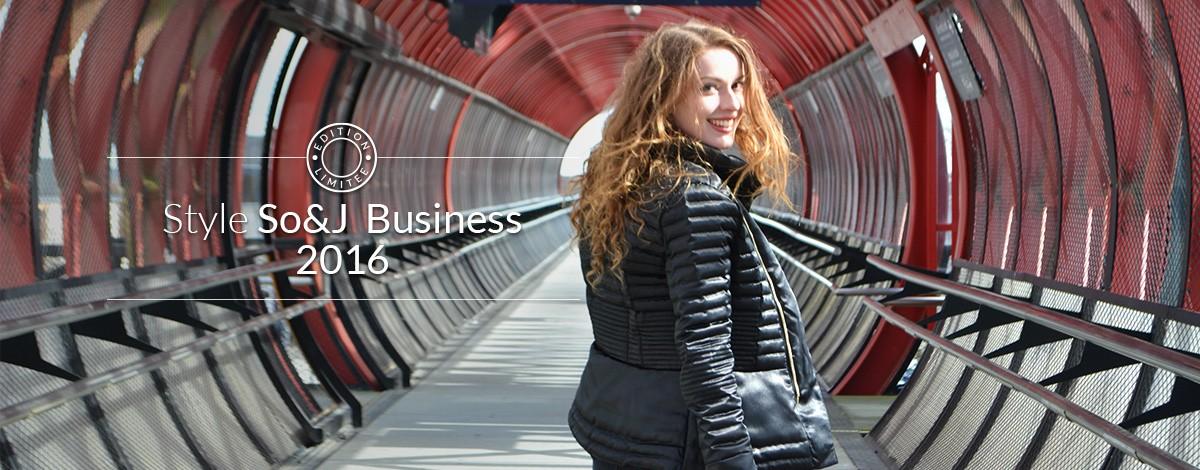 Style SoanJ Business